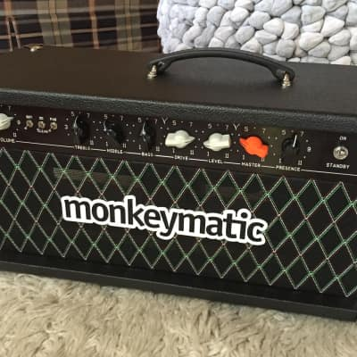 2015 Monkeymatic ODS Lite #1 50 watt head hand built