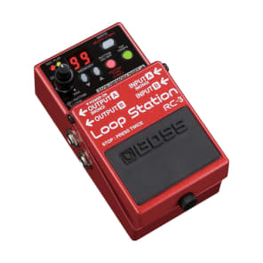 Boss RC3 Loop Station Pedal With USB for sale