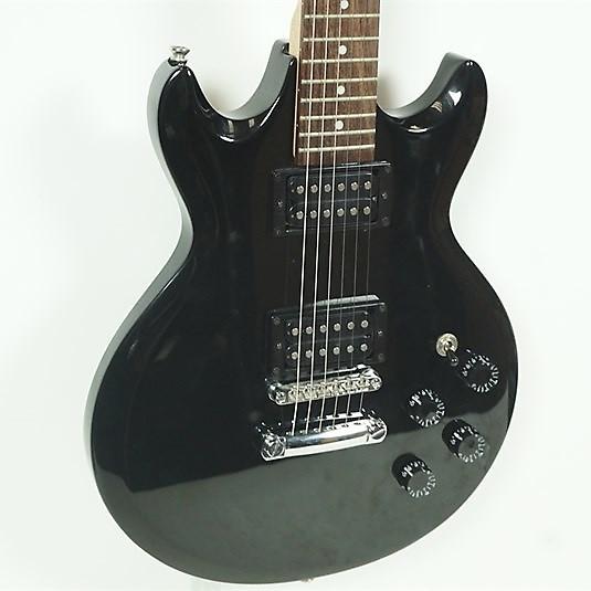 Used Ibanez GIO GAX70 Electric Guitar Black | Reverb