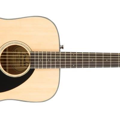 Fender CD-60S Dreadnought Pack V2, Natural