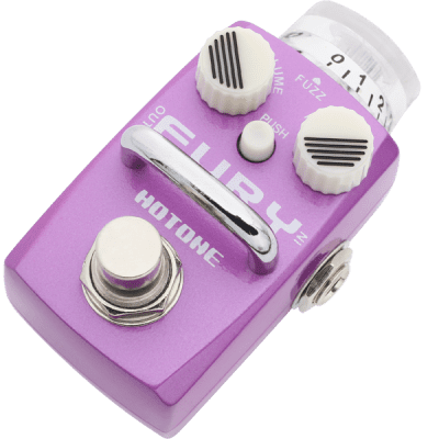 Hotone Fury SFZ-1 Fuzz Guitar Effects Pedal for sale