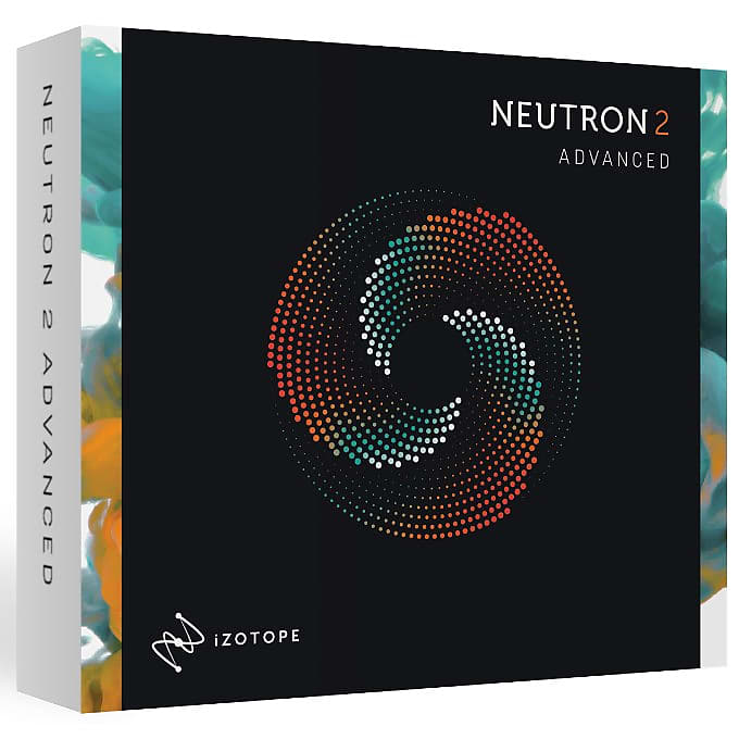 iZotope Music Production Suite 2 Upgrade from any Advanced Product  (Download)