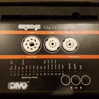 Orange VT-1000 Valve Tester