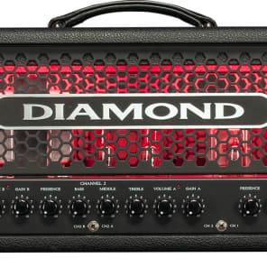 Diamond Amplification Nitrox 100 Watt USA Made Tube Amplifier for sale