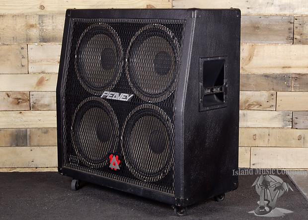 peavey 412ms 4x12 guitar speaker cabinet reverb. Black Bedroom Furniture Sets. Home Design Ideas