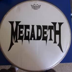 """Remo Max Drum Head - White 14"""""""