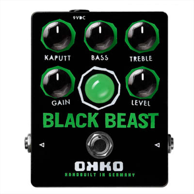 OKKO Black Beast Fuzz Distortion for sale