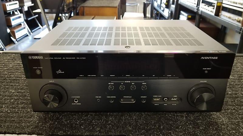Yamaha RX-A720 | Just Audio