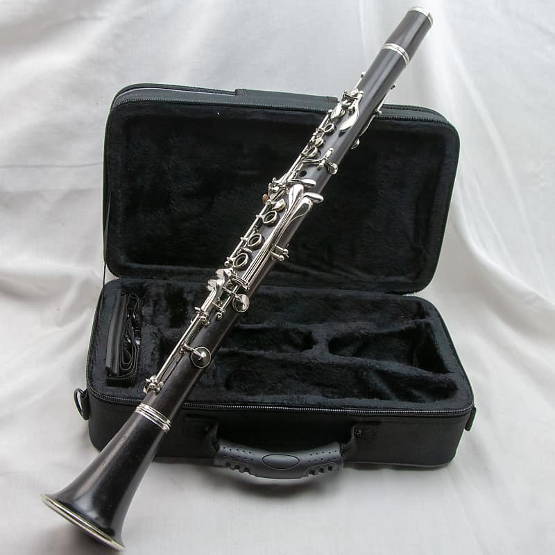 buffet buffet crampon r13 professional wood clarinet great reverb. Black Bedroom Furniture Sets. Home Design Ideas