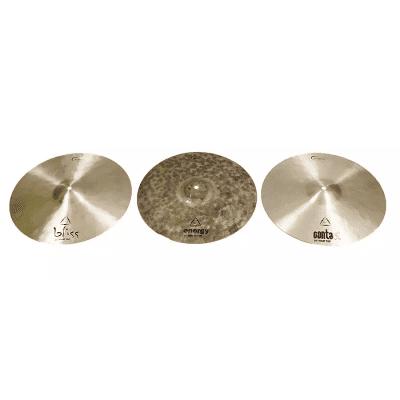 "Dream Cymbals 14"" Tri-Hat Diversity Cymbal Set (3)"
