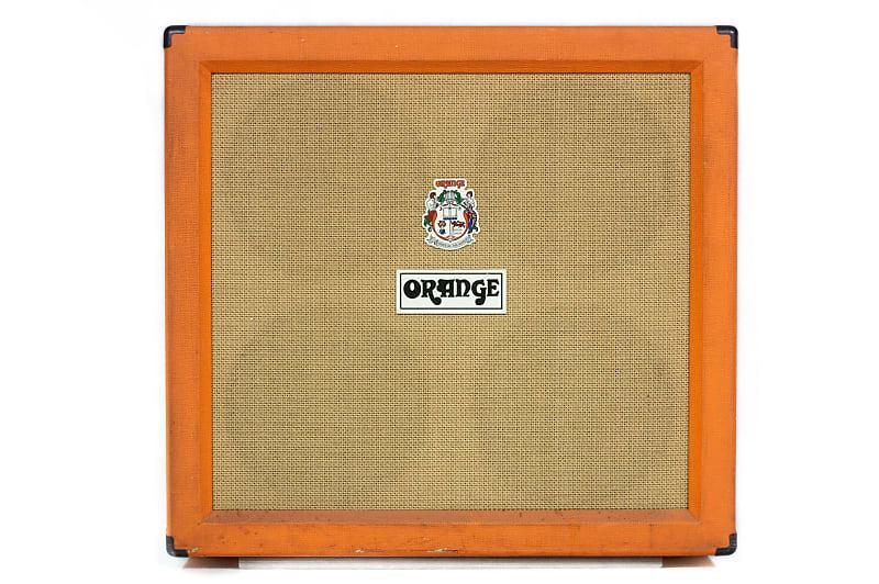orange ppc 412 guitar speaker cabinet 2000s uk amp broker reverb. Black Bedroom Furniture Sets. Home Design Ideas