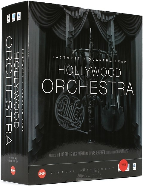 EastWest Hollywood Orchestra - Diamond Edition (Windows format)