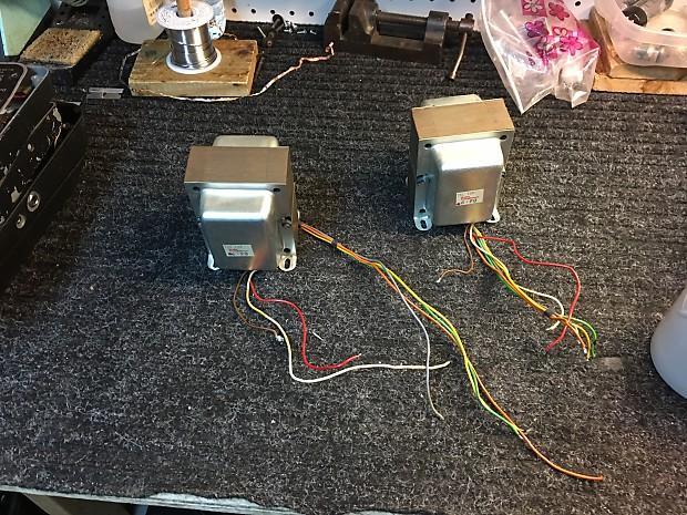 Marshall Drake 50 watt output transformer 784-139 | FJA Mods