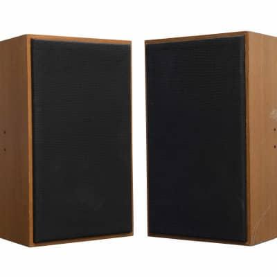 Rogers/BBC LS5/9 monitoring loudspeaker teak pair - Used