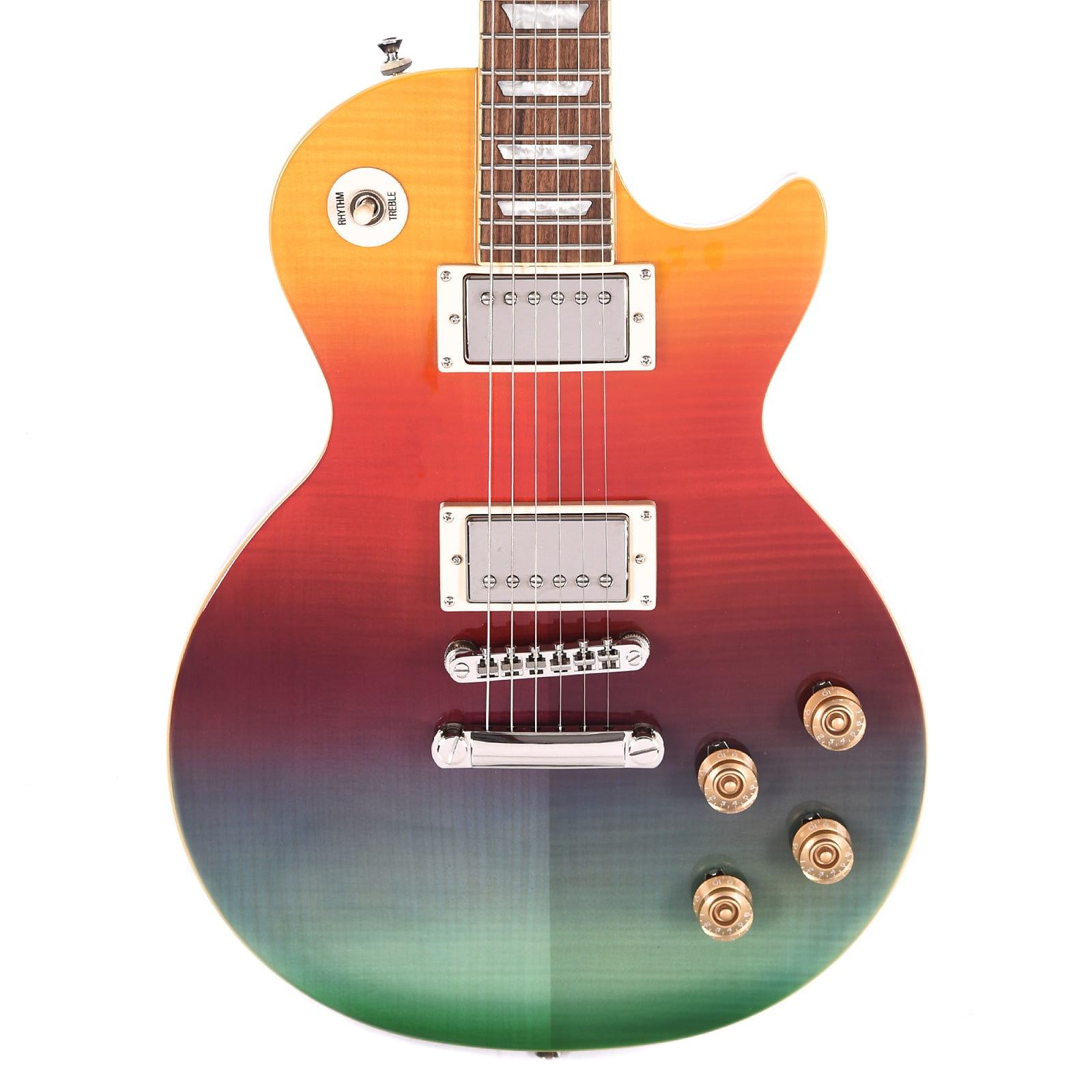 epiphone les paul tribute prizm outfit rainbow w gibson 39 57 classics series parallel. Black Bedroom Furniture Sets. Home Design Ideas