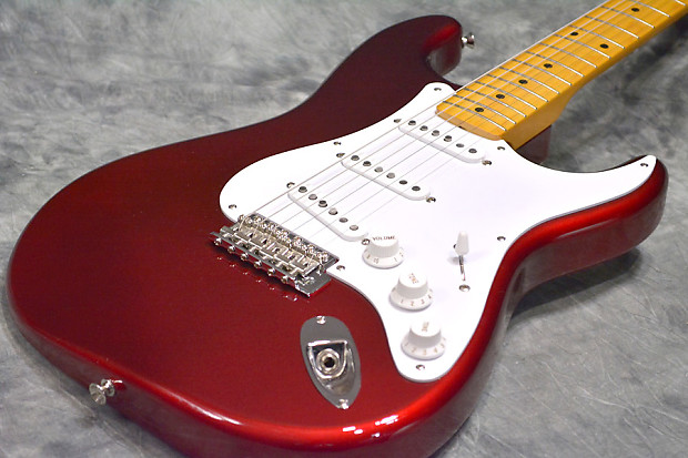 Fender Japan Exclusive 50s Stratocaster Texas Special Reverb