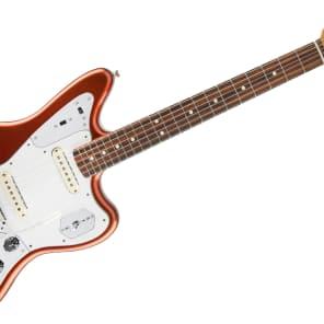 Fender Johnny Marr Jaguar  Electric Guitar, Rosewood Fingerboard, Metalic KO W/Case for sale
