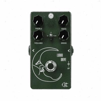 CKK Electronic Lunar Drive Dumble Style Overdrive