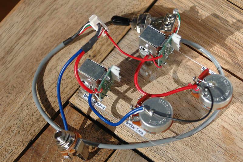 Epiphone Les Paul Pro Wiring Harness, Epiphone Les Paul Wiring Diagram