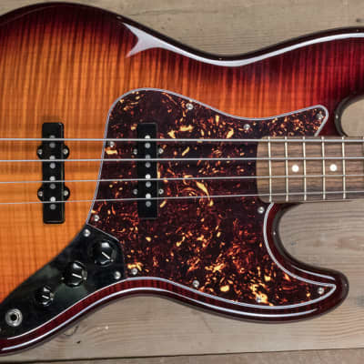 Fender Exotic Collection American Professional Jazz Bass FMT for sale