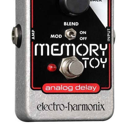 Electro Harmonix Memory Toy Delay Effects Pedal for sale