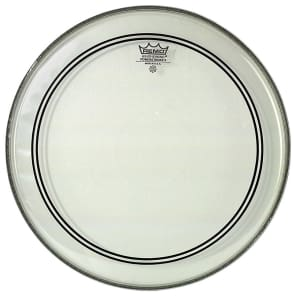 """Remo Powerstroke P3 Clear Bass Drum Head 24"""""""