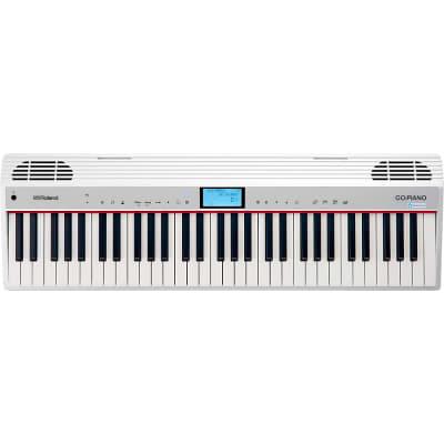 Roland GO-61P-A GO:PIANO with Alexa Built-in 61-Key Digital Piano
