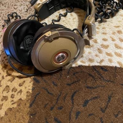 KOSS PRO 4AAA 1975 vintage professional headphones