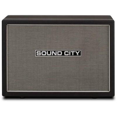 Sound City SC212 Guitar Speaker Cabinet (140 Watts, 2x12