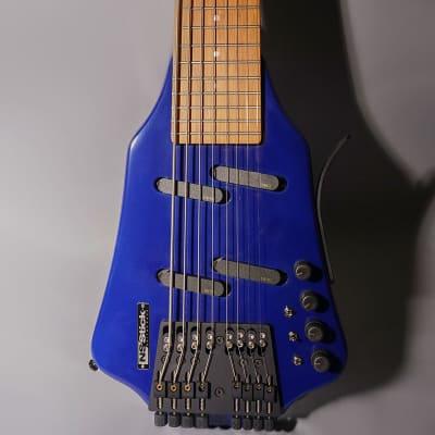 Chapman NS Stick Bass/Guitar Blue for sale
