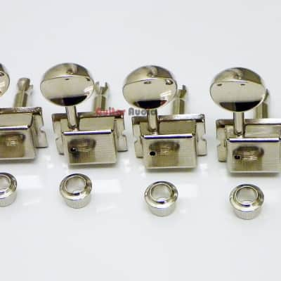 Genuine Fender Squier Tuning Machines/Tuners/Keys for Classic Vibe Strat/Tele image