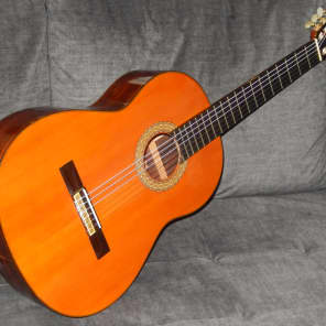 HAND MADE IN EARLY 1970s - KAWASHIMA No30 - AMAZING CLASSICAL CONCERT GUITAR for sale