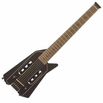Traveler  Ultra-Light Edge Acoustic-Electric Travel Guitar 2020 Black