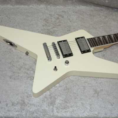 New! Jackson JS Series Signature Gus G. Star guitar in ivory (pre-order) for sale