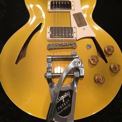 Gibson Johnny A Goldtop for sale