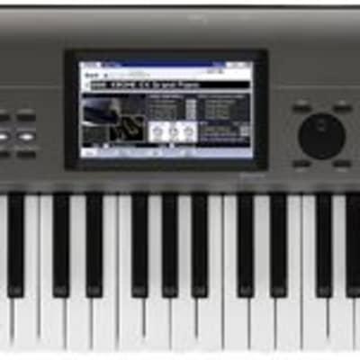 Korg Krome EX 73 73-Key Synthesizer Workstation Keyboard