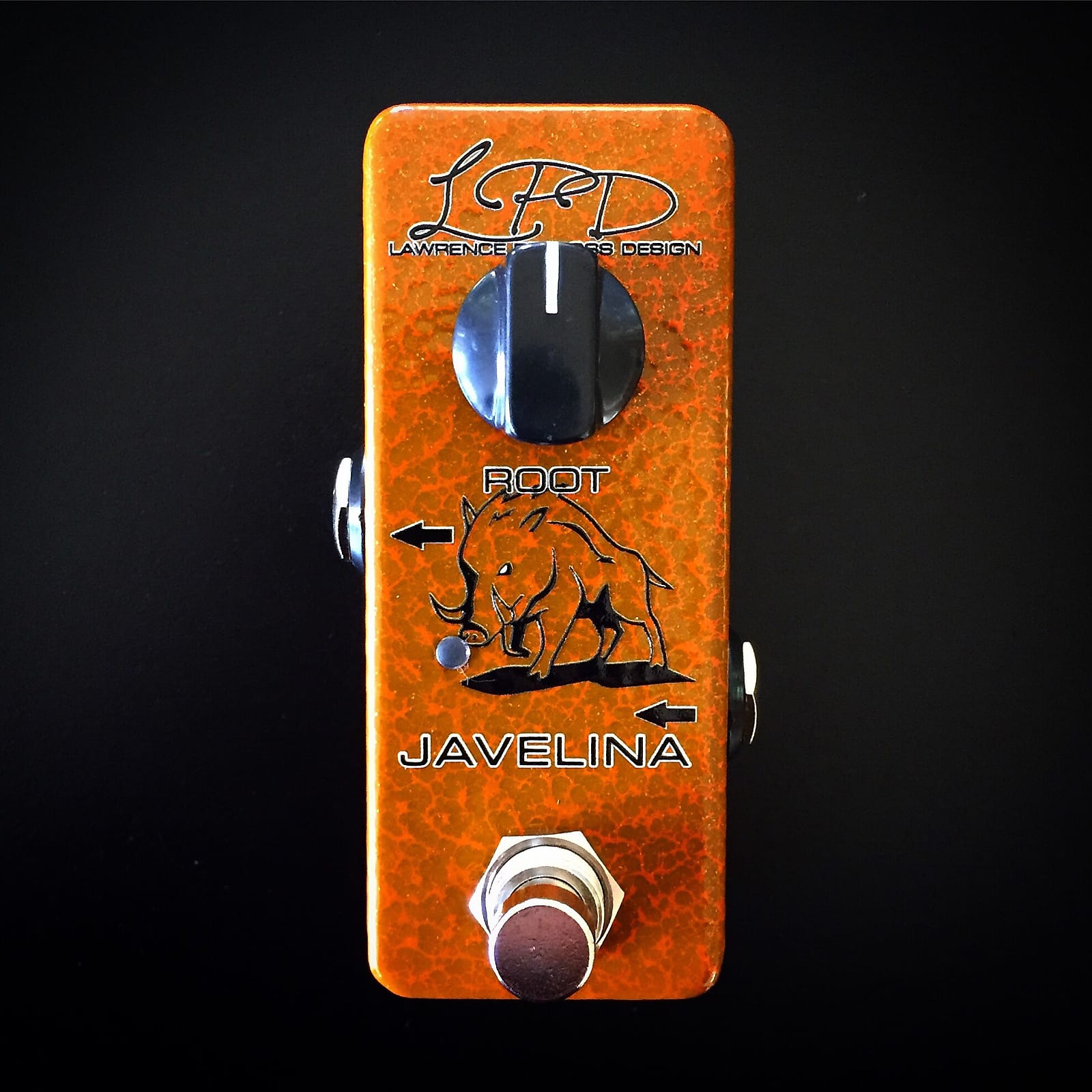 Lawrence Petross Design (LPD) Javelina Overdrive Boost