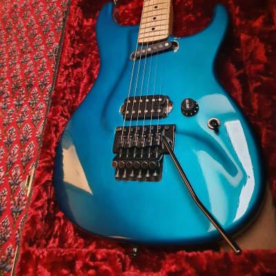 Gkg Gary Kramer Guitars USA Illusionist 2012 by Leo Scala NAMM Edition for sale