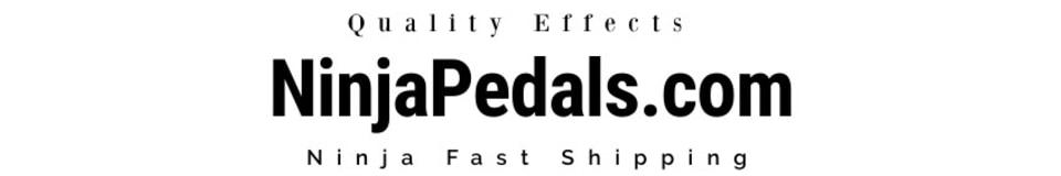 Ninja Pedals (ninja fast shipping!)