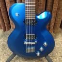 Yamaha  AES 820 D6 Drop 6 Baritone Electric Guitar Blue