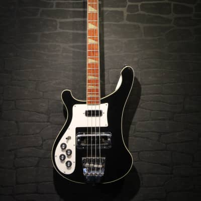 Rickenbacker 4001 Bass Lefthand Black w/c for sale