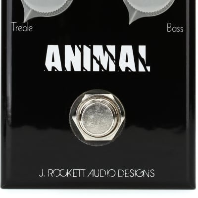 J. Rockett Audio Designs Animal OD Overdrive Pedal for sale
