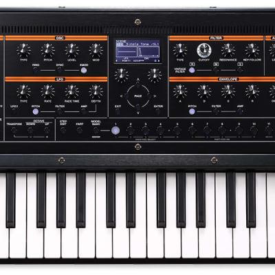 Roland Jupiter-Xm 37-Key Portable Synthesizer Keyboard