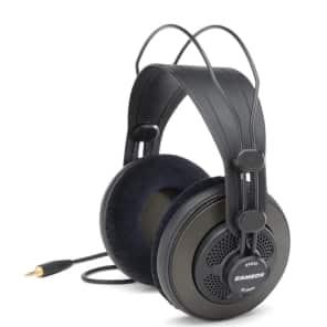 Samson SR850 SR Series Semi-Open Back Over-ear Studio Headphones