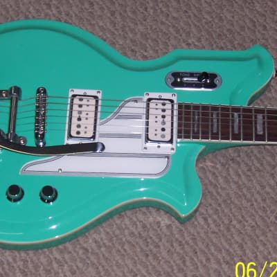 Eastwood  Airline Map w/ TV Jones pickups for sale