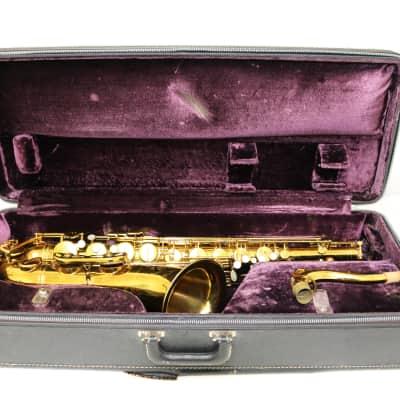 Selmer Mark VI Tenor Sax Brass