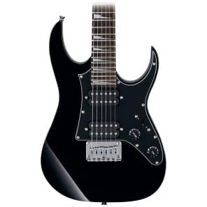 Ibanez GRGM21BKN Electric Guitar Mikro Black