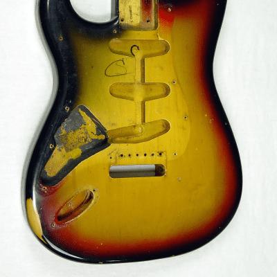 Fender Stratocaster Left-Handed Body 1965 - 1971