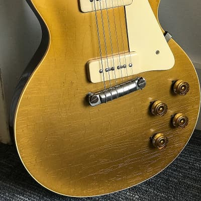 Gibson Custom 54 Les Paul R4, Wildwood Spec Historic Makeovers Gold Top