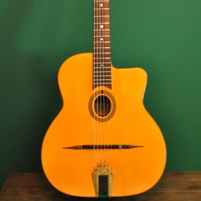 Castelluccia Nuages Gypsy Jazz Manouche Guitar Petite Bouche  2006 Natural for sale